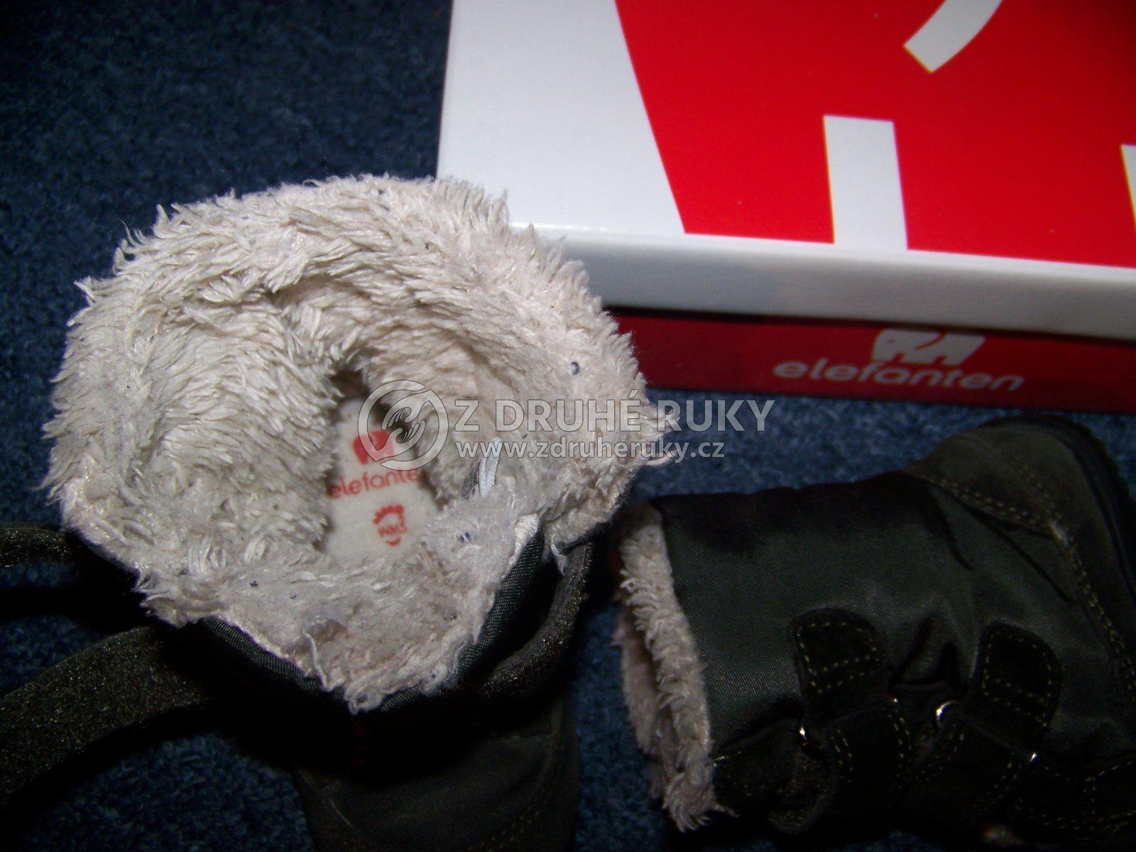 Zimní boty Elefanten vel. 20 - Pardubický kraj bf5a02b10e