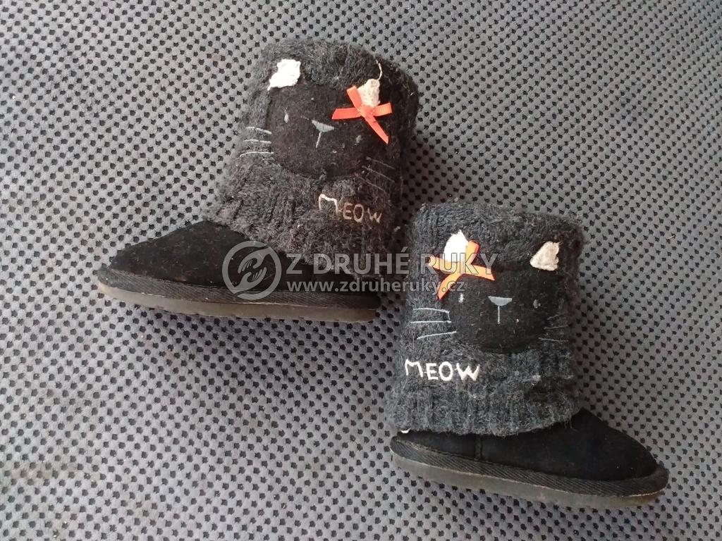 Zimní boty NEXT - Královéhradecký kraj 115de1e1c4