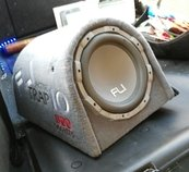 Aktivni subwoofer - Fli TRAP 10 ACTIVE