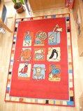 Dětský kusový koberec WissenbacH