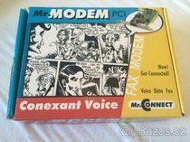 Mr. Modem Conexant Voice PCI56000bps