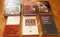 Knihy sociologie, psychologie, filosofie