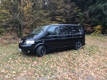 VW T5 Multivan Comfortline, 2,5TDi 176kW