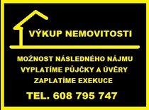 Vykoupíme Vaši zadluženou nemovitost