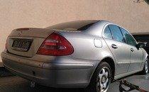 Mercedes-Benz MB E 270 CDI na náhradní díly