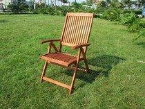 Zahradní židle z eukalyptu