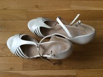 Svatební boty vel. 38