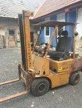 Vysokozdvižný vozík  Balkancar