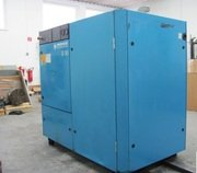 Zánovní šroubový kompresor BOGE S50-10