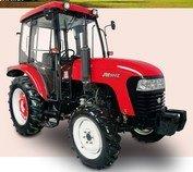 Malotraktor 50 HP 4 WD s kabinou