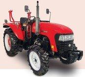 Malotraktor bez kabiny 30HP 4WD