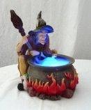 Aroma fontána – Mlhová čarodějnice – zvlhčova