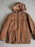 Pánská zimní bunda s kapucí AFS Jeep, vel. XL