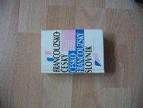 Slovník franzouzsko český-česko francouzský