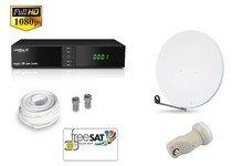 FreeSAT - satelitní zařízení ZDARMA
