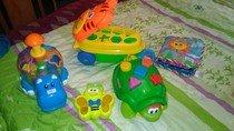 set hraček