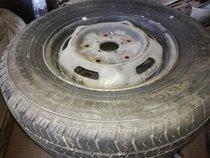 Prodám 4 ks pneu letní 16