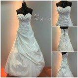 Výprodej svatebních šatů