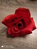 Růže na auto