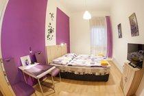 Ubytování v centru Českých Budějovic