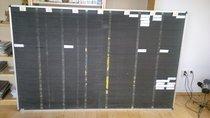 Plánovací tabule 200x130cm