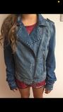 Dámská Jeans bunda