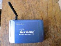 WIFI Modem - Router - Přístupový body Air Liv