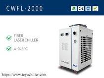 chladič vody pro laserové svářeče
