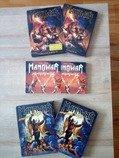 DVD, CD viz foto