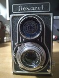 Prodám fotoaparát zrcadlovku Flexaret 2A